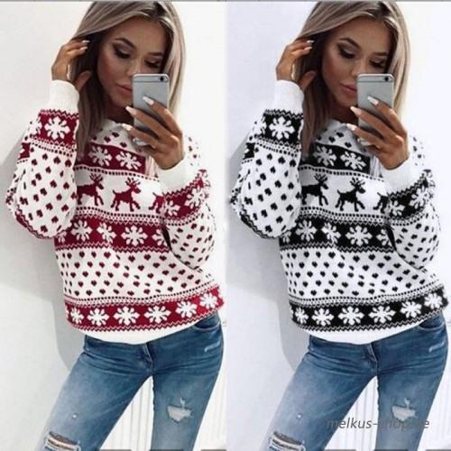 2018 Frauen Dame Jumper Pullover Pullover Tops Mantel