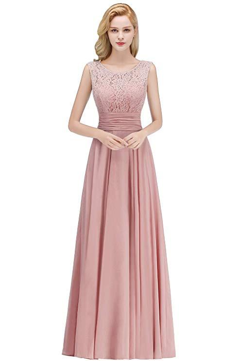 2019 Elegant Ärmellos Festliches Kleid Langes Abendkleid