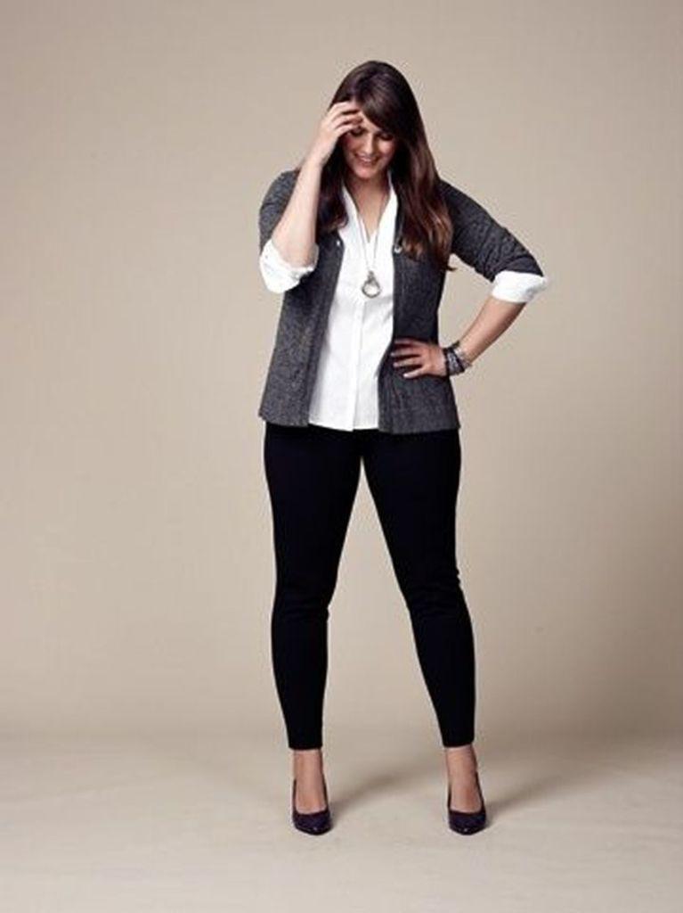 2020 Business Kleidung Für Frauen In Große Größen  Mode