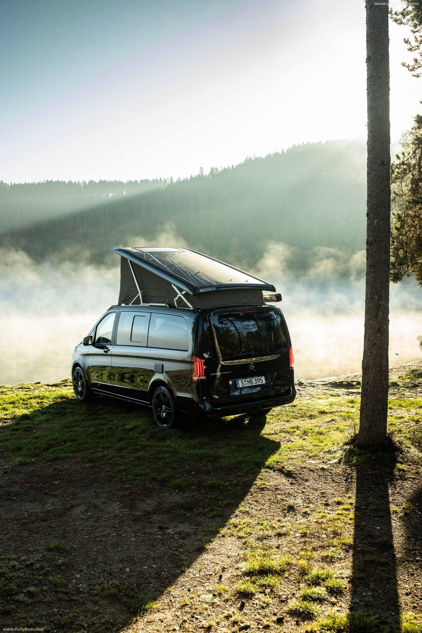 2020 Mercedesbenz Marco Polo  Hd Pictures Videos Specs