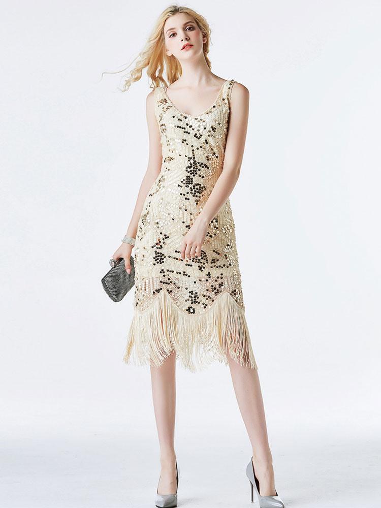 20Er Jahre Kleid Großhandel 20Er Jahre Kleid Online