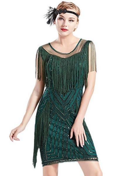 20Er Jahre Mode | Charleston Kleid & Co. | Damen & Herren