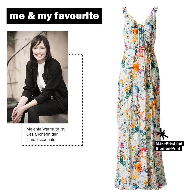 21 Kleid Zero Blumen Bild  Designerkleidern