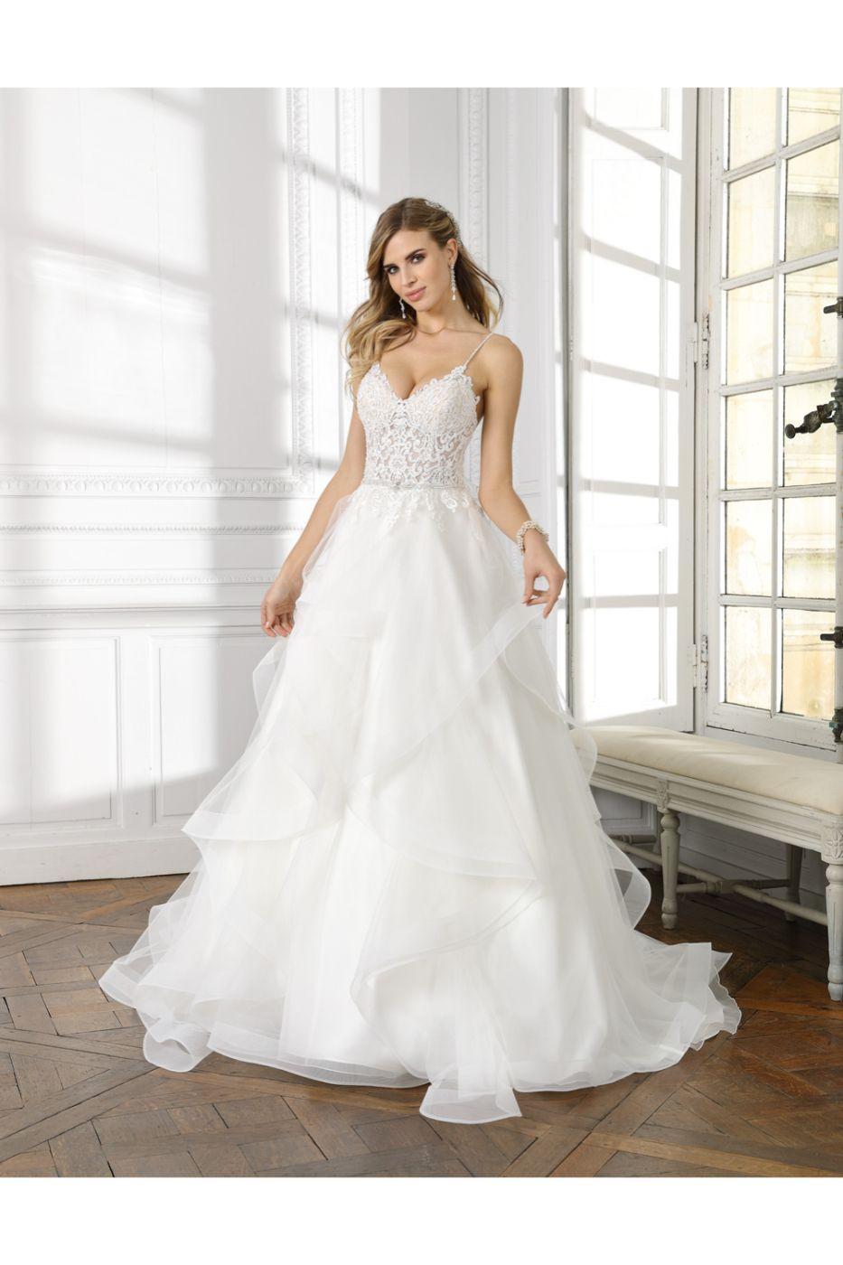 221000 1 In 2020  Ballkleid Hochzeit Brautmode Kleid