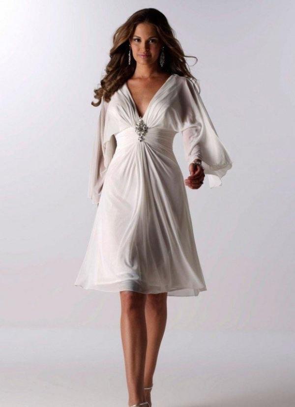 23 Wunderbare Kurze Brautkleider Als Symbol Der Eleganz