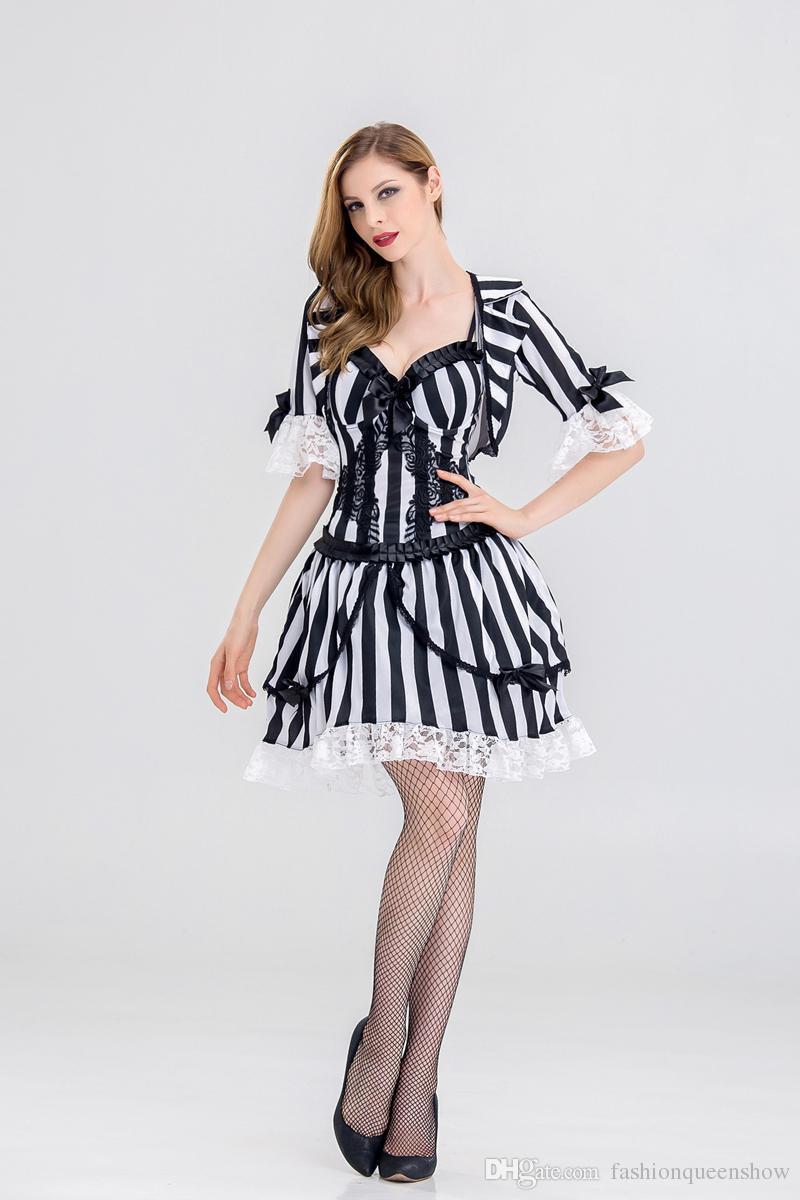 25 Luxus Schwarzes Kleid Halloween  Garten Deko