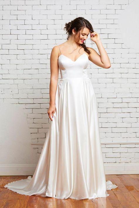 25 › Maya Mit Bildern  Klassisches Hochzeitskleid