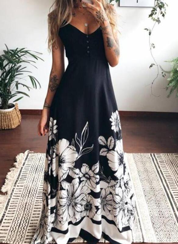 29 Elegante Maxi Kleider Mit Rmel Konzept  Fashion Germany