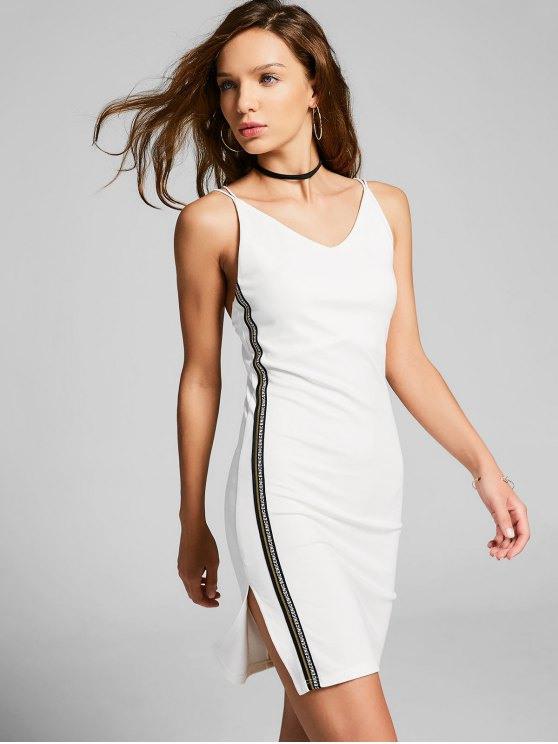 29 Rabatt 2020 Enges Kleid Mit Schlitz Und