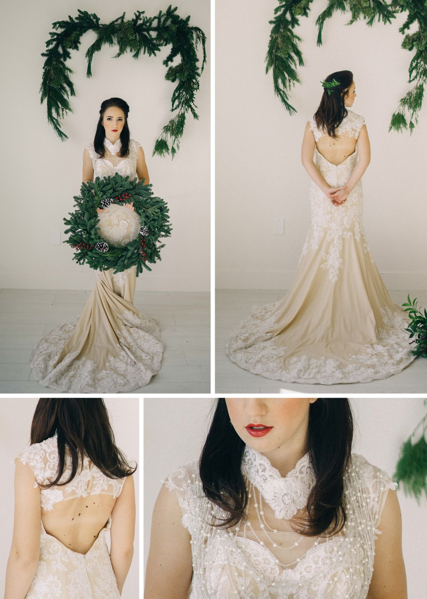 29 Zauberhafte Gründe In Einem Winter Brautkleid Zu