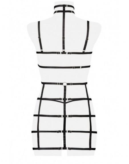 2Teiliges Harness Kleid 15235 Von Grey Velvet Im Online
