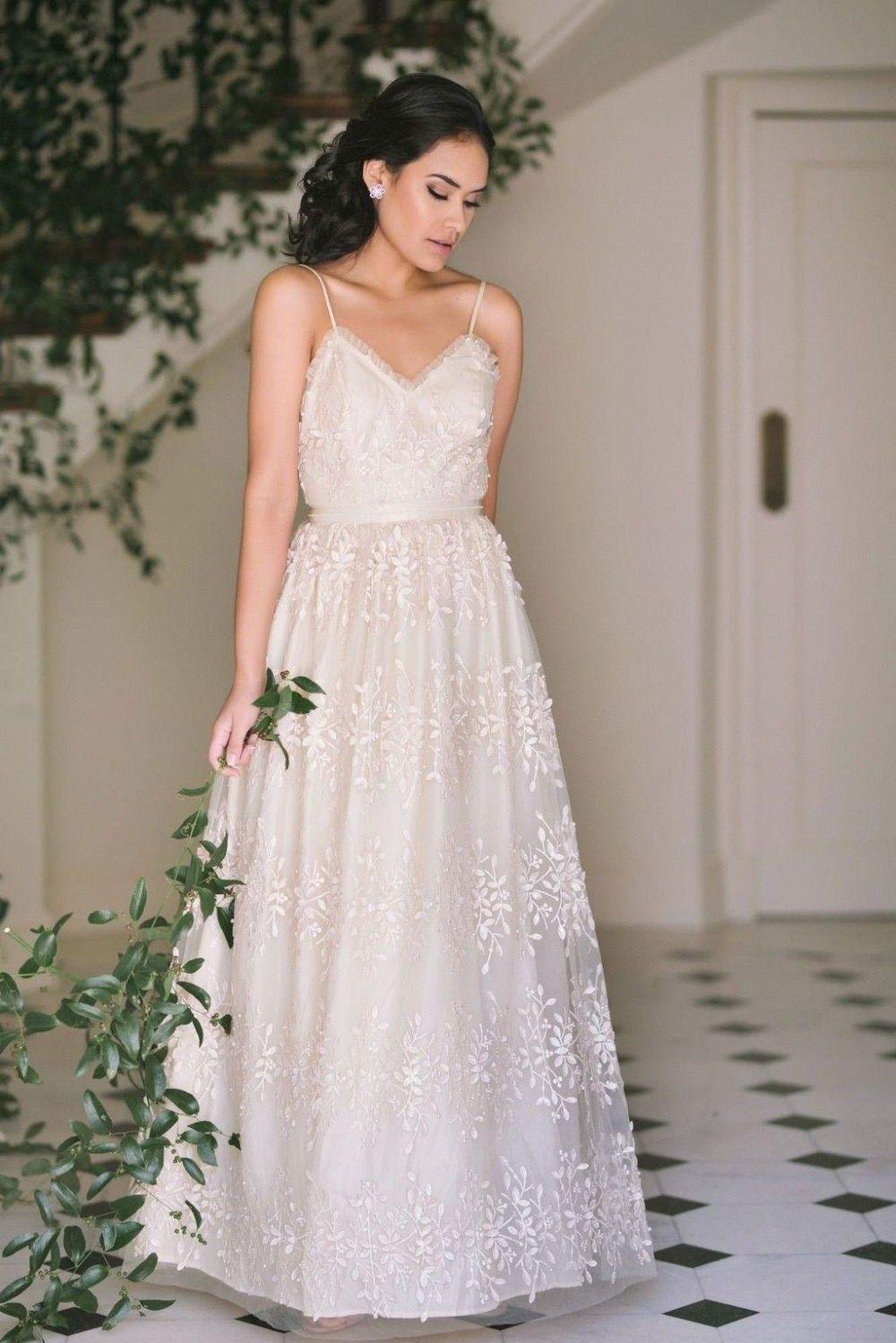30 Neueste White Beach Kleider Ideen Für Die Hochzeit