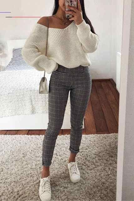 31 Süße Herbststyles Für Frauen Wintermode 2019