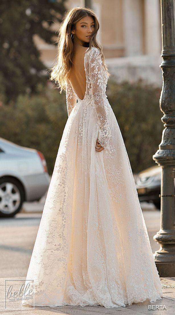 34 Herrliche Brautkleider Mit Ärmeln  Brautkleid Berta