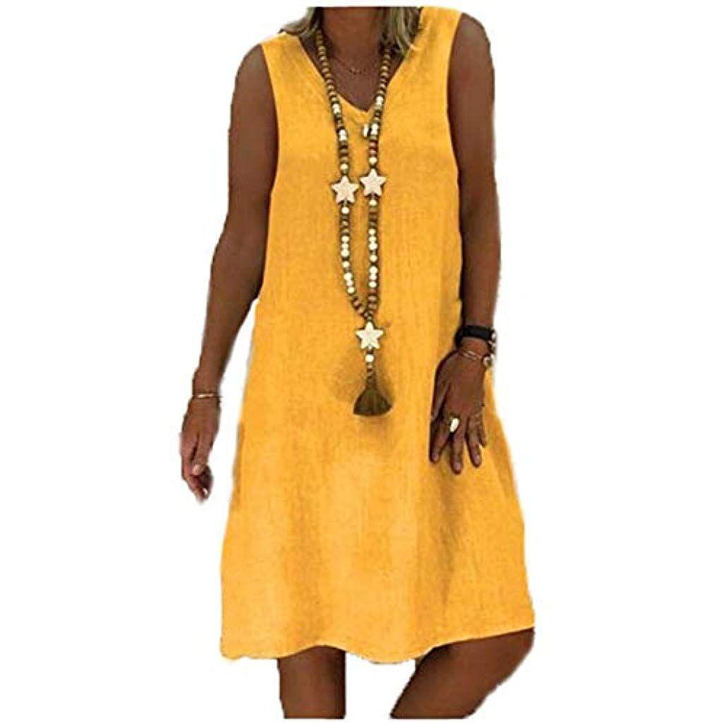 36 Comma Kleid Aus Baumwollsatin Mit Gurtel
