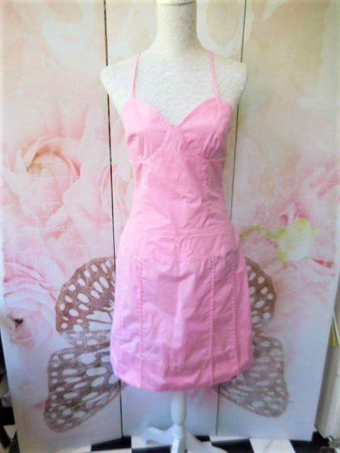 38 Esprit Stretch Sommerkleid Rosa Neu  Kaufen Auf Ricardo