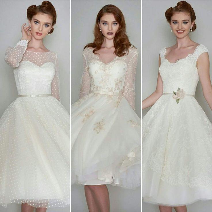 40  Verträumte Vintage Brautkleider Für Unerschütterliche