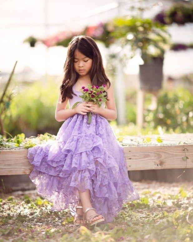 46 Süße Sommeroutfits Ideen Für Kinder  Blumenmädchen