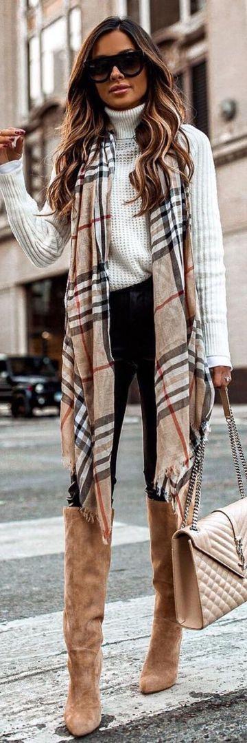 50 Winter Outfits Für Frauen  Outfit Kleidung Stilvolle