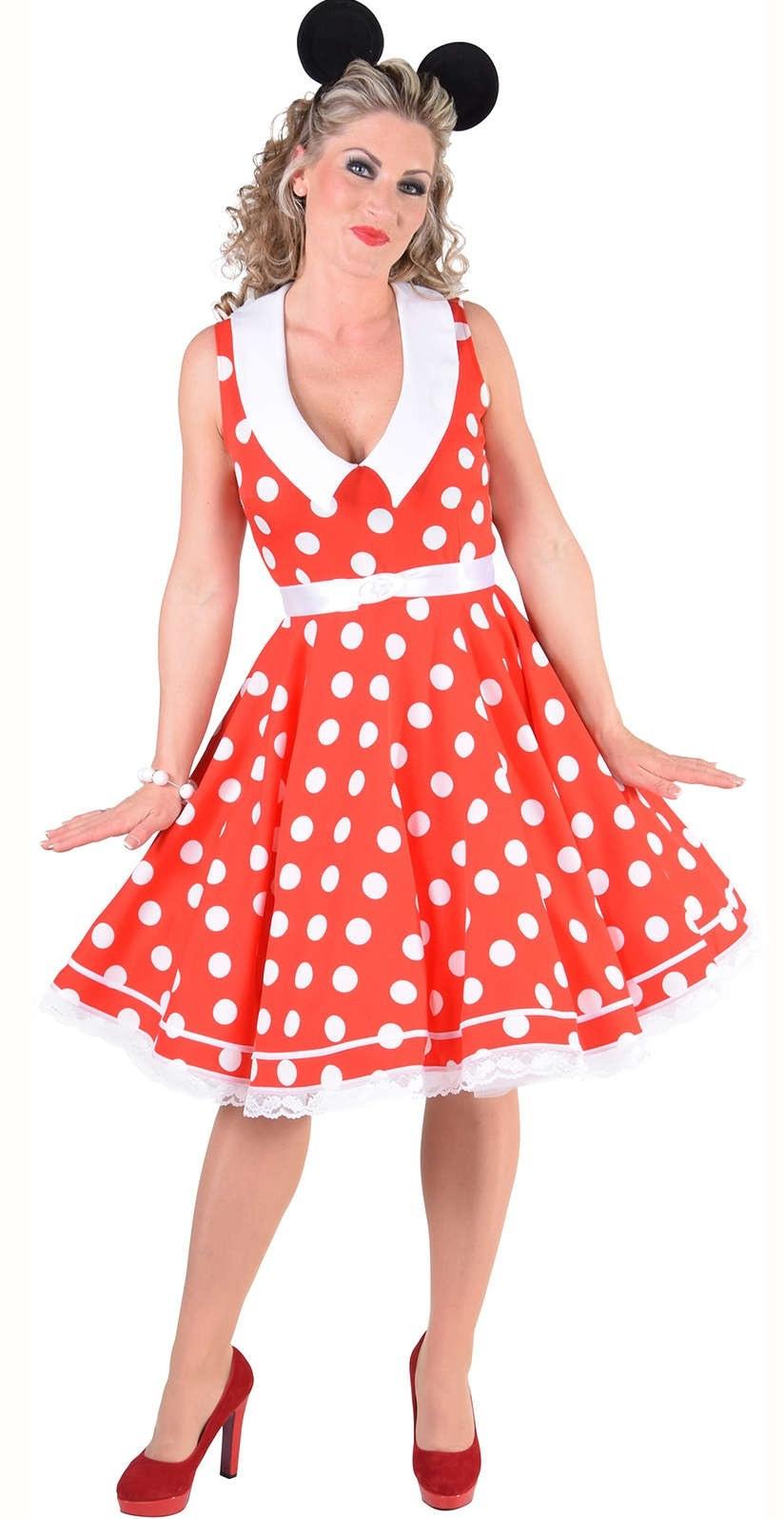 50Er Jahre Kleid Milly  Partyde