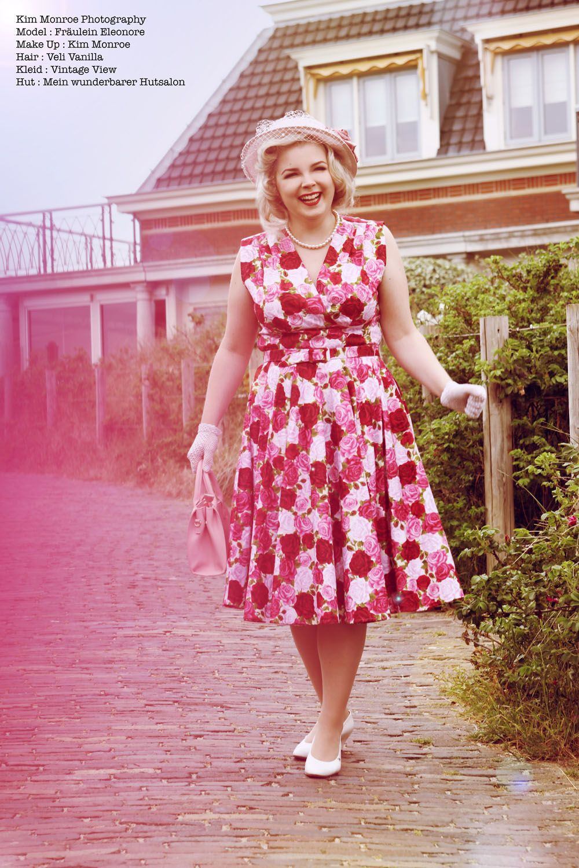 50Er Jahre Kleid | Mode, Sommermode, Kleider