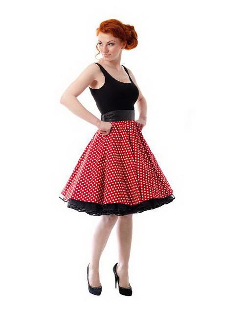 50Er Jahre Mode Damen