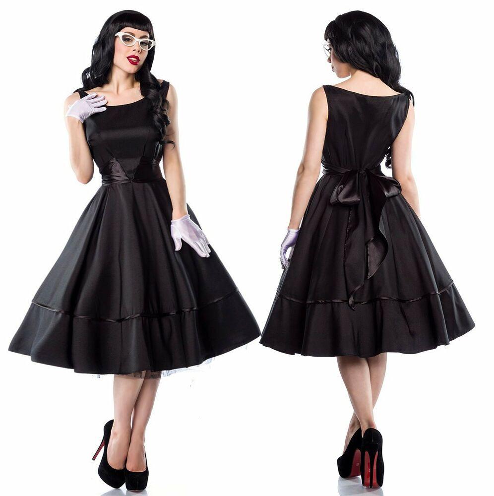 "50Er Jahre Pin Up Vintage Rockabilly Kleid "" Coco"