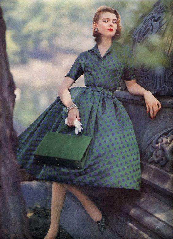 50Er Mode & Pop Art | Mode, 50Er Jahre Mode, Modeideen