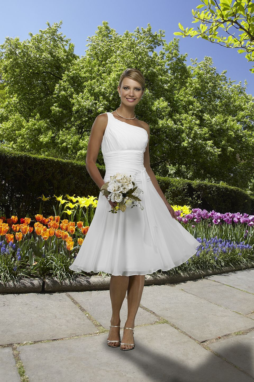 55 Die Zweite Braut  Gebrauchte Brautmode