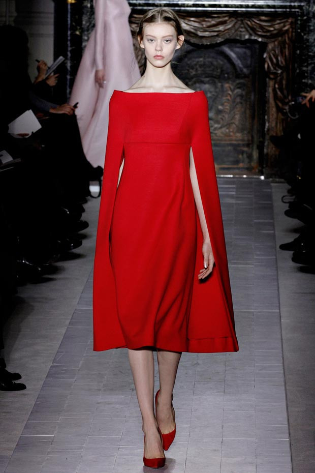 6 Stunning Couture Dresses Valentino Spring 2013 Couture