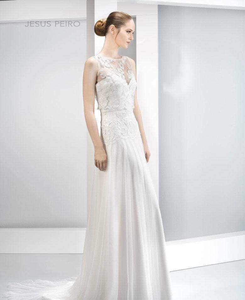 6042  Brautkleid Kleid Hochzeit Duchesse Brautkleid