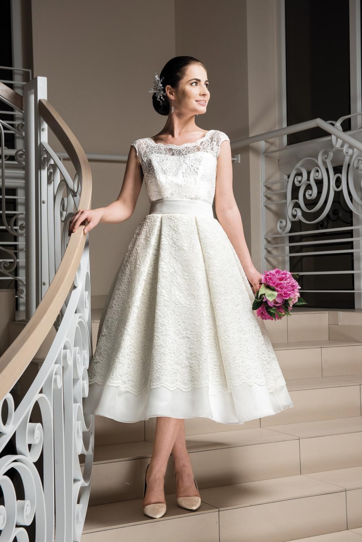 60Er Jahre Brautkleid Aus Schönster Spitze  Kleiderfreuden