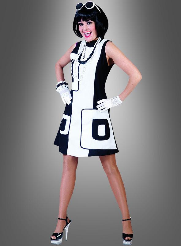 60Er Jahre Damenkostüm Mod Bei » Kostümpalastde