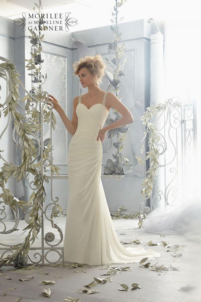 7 Hochzeitskleid Trendvorhersagen Für Das Jahr 2015