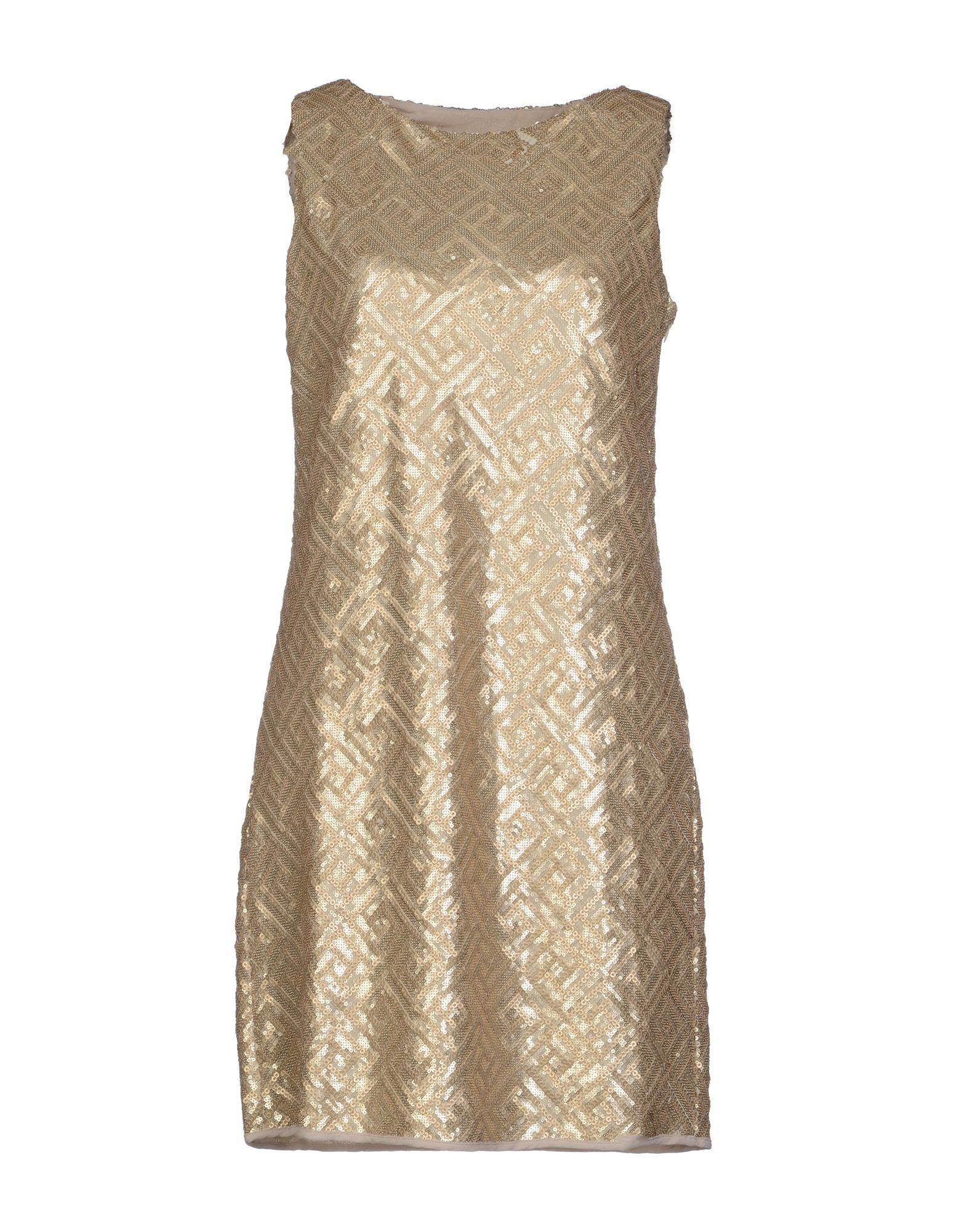 72 Stefanel Kurzes Kleid