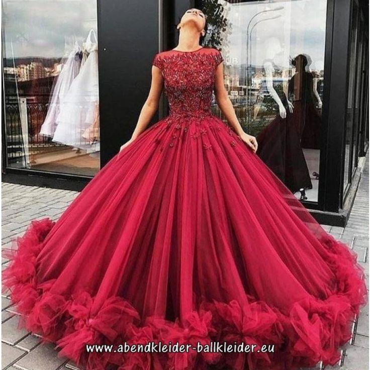 A Linie Prinzessin Ballkleid Abendkleid Quinceanera In In