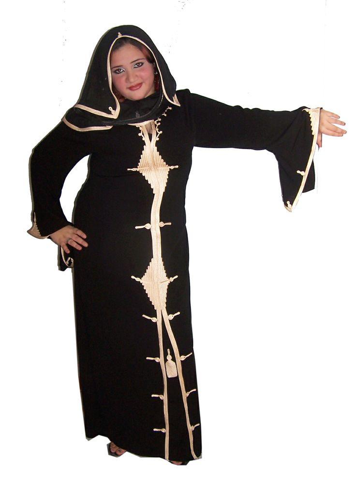 Abaya Im Islamic Style Arabische Kleidung Islamische