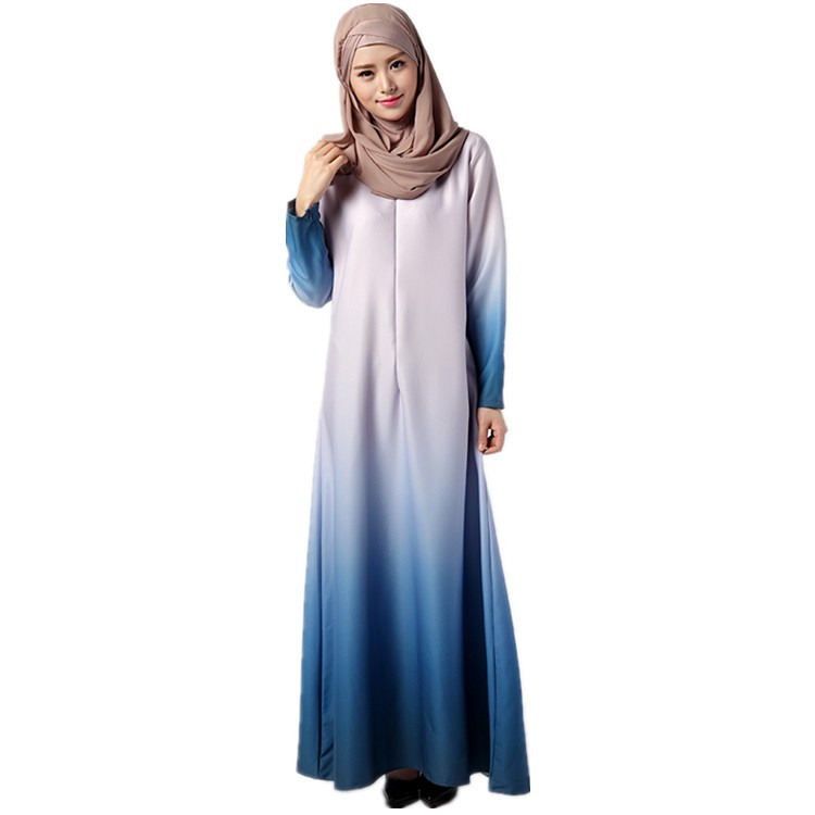 Abaya Modelle Dubai Muslimischen Bekleidung Neue Design