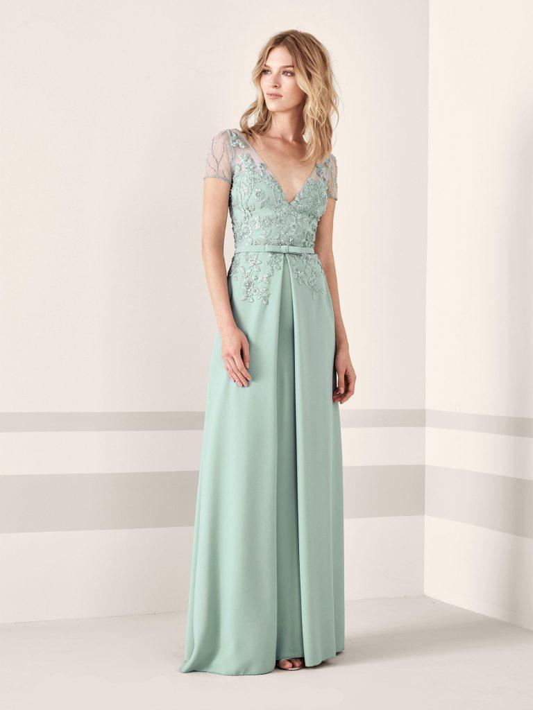 Abend Einzigartig Lange Kleider Für Hochzeitsgäste