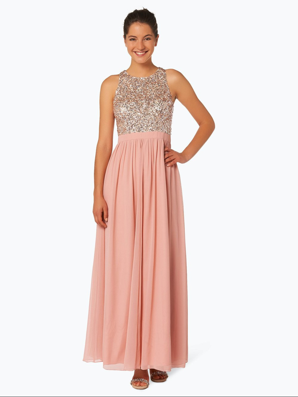 Abend Genial Marie Lund Abendkleid Stylish  Abendkleid