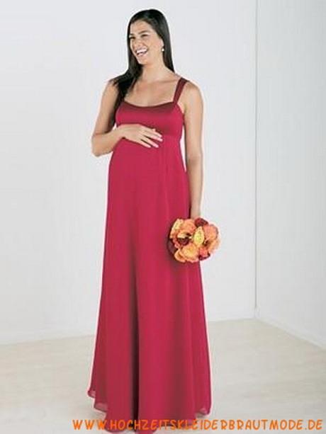 Abendkleid Schwangerschaft