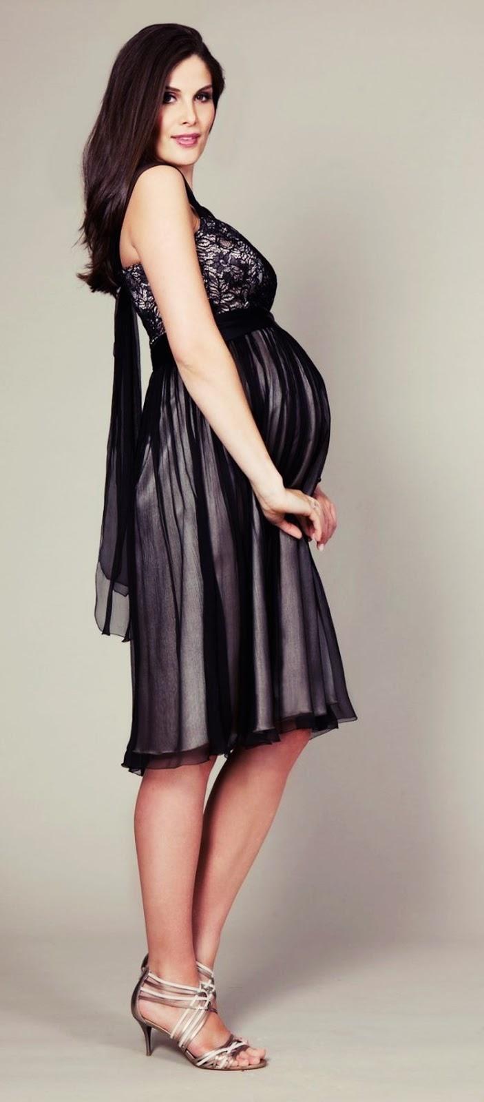 Abendkleider Für Schwangere  Abendkleid Kleider Modestil
