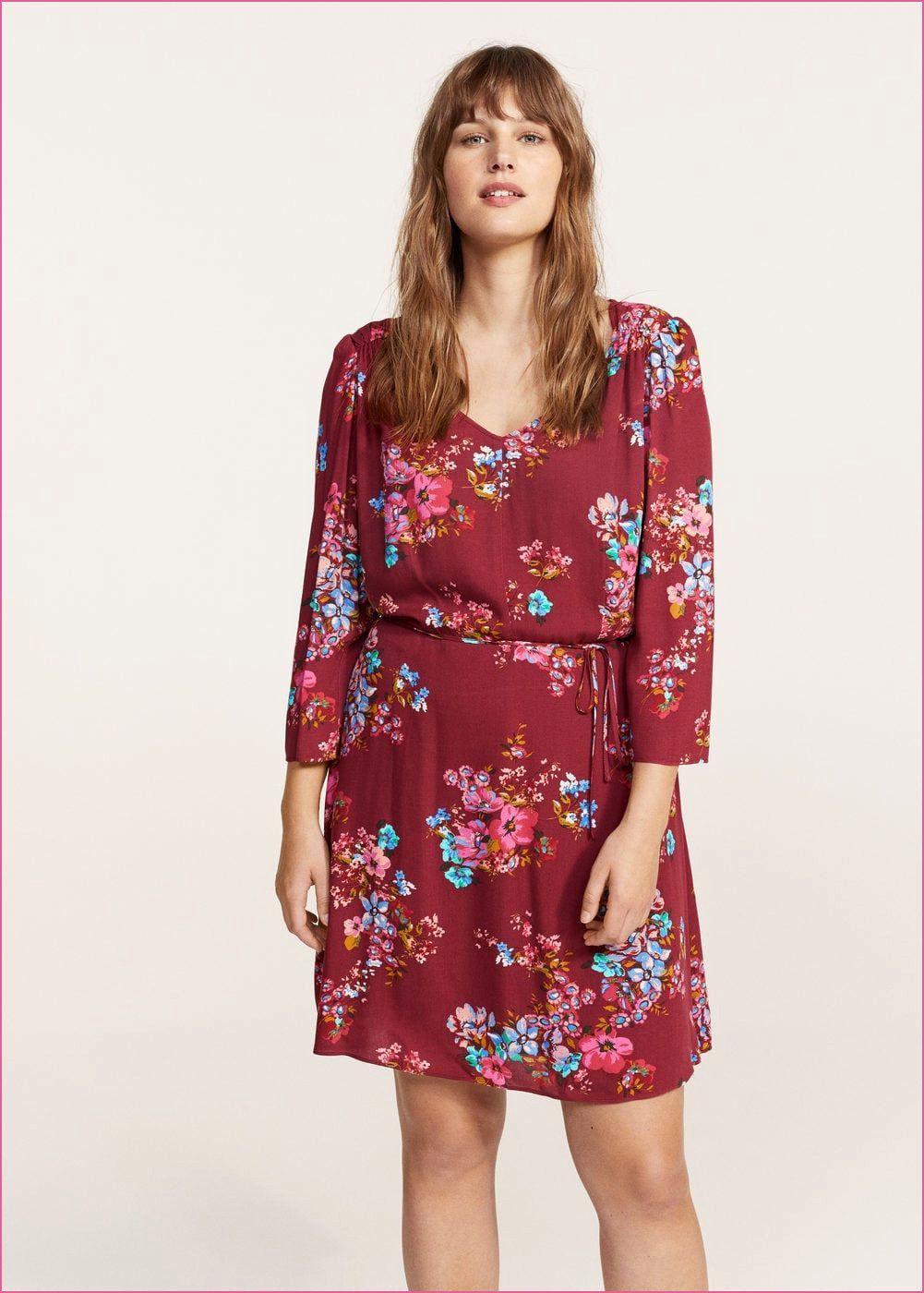 Abendkleider Heine Lang In 2020  Abendkleid Blumendruck