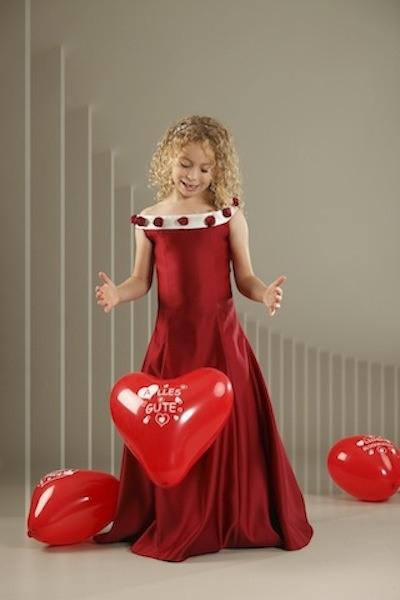 Abendkleider Kinderkleider