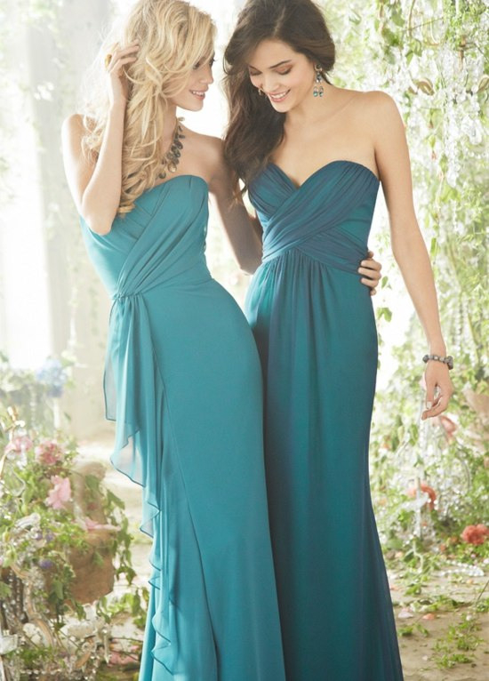 Abendmode 2014 52 Elegante Designer Kleider Für Brautjungfer