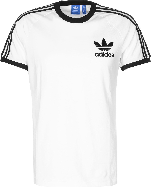 Adidas California Tshirt White Black