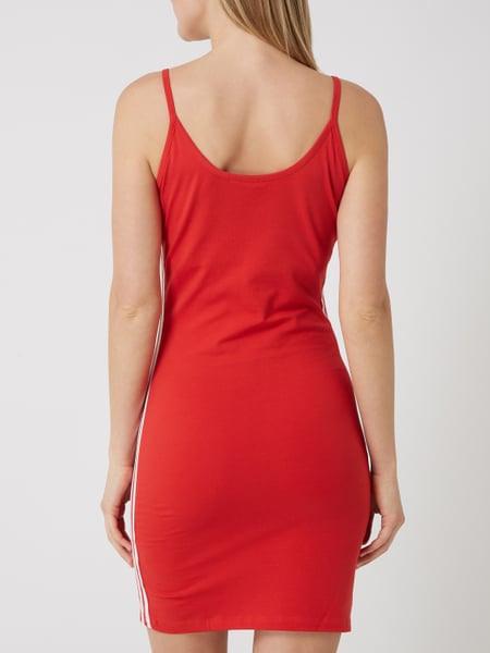Adidas Kleid Mit Logodetails In Rot Online Kaufen