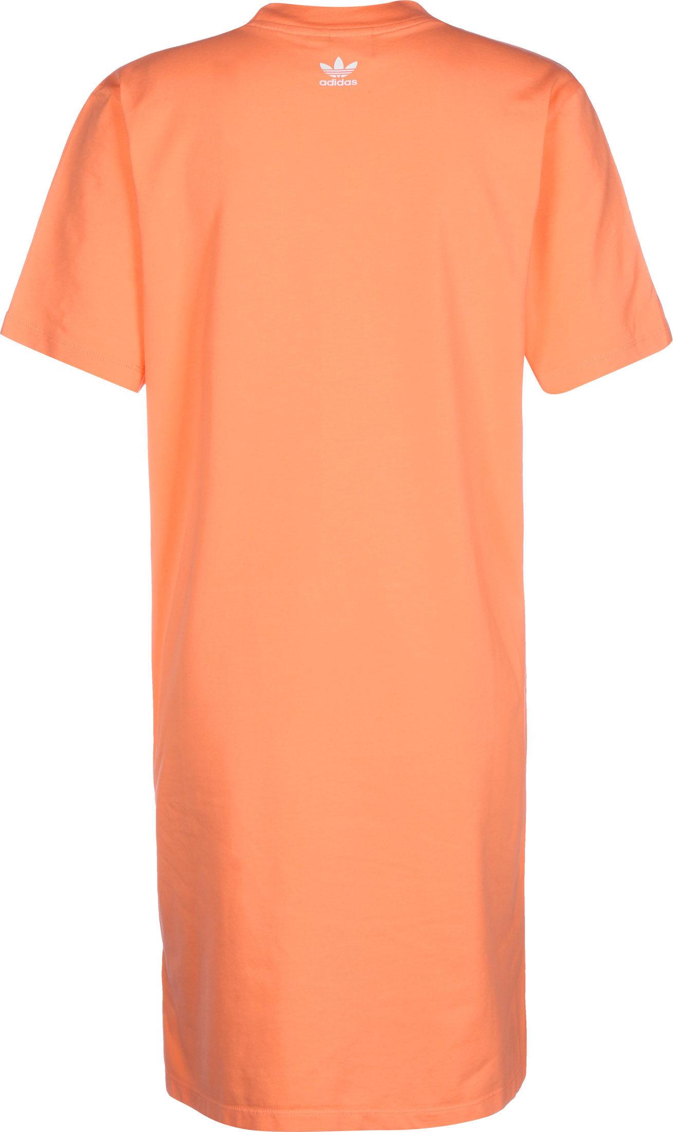 Adidas Large Logo Kleid Damen Erwachsene  Ebay