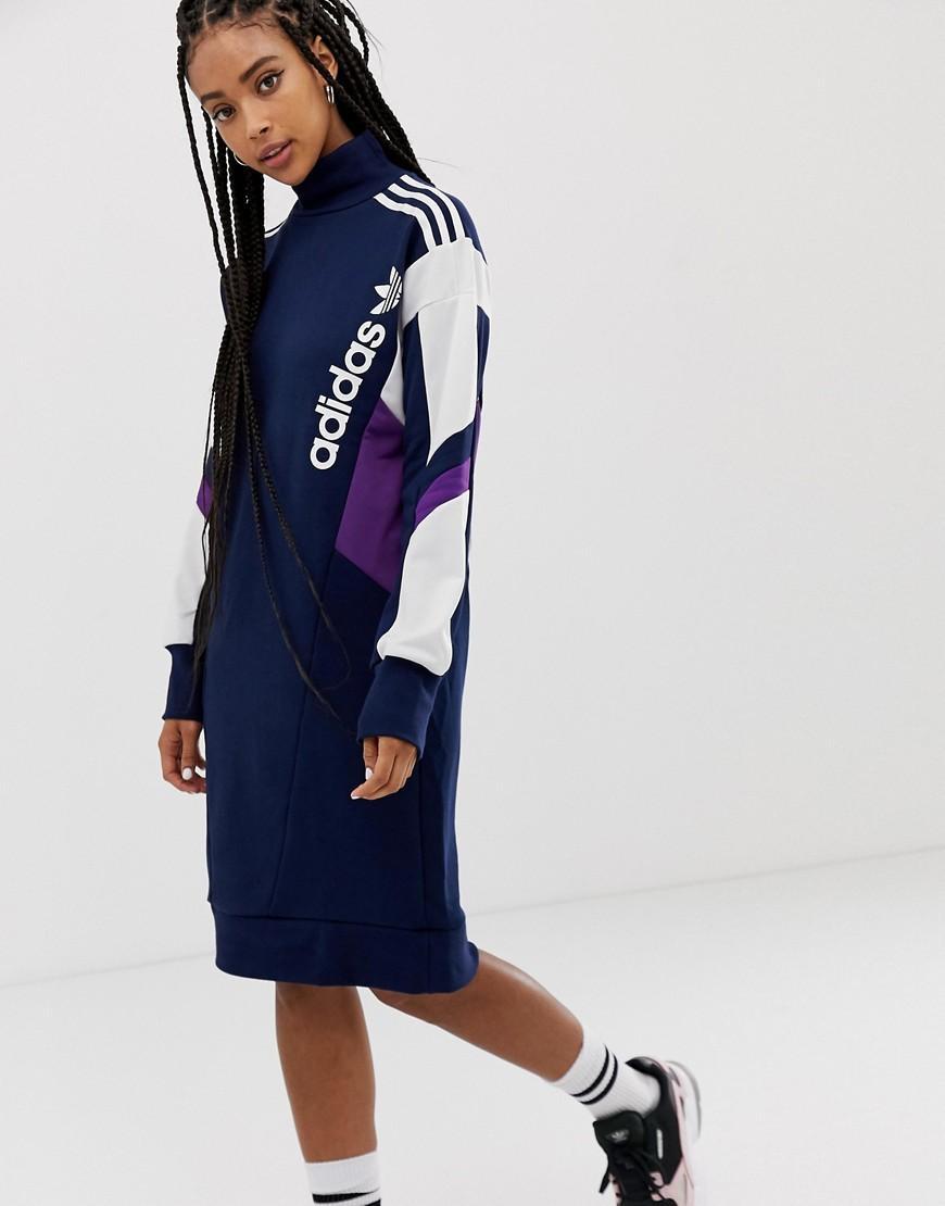 Adidas Originals Baumwolle Adidas  Hochgeschlossenes