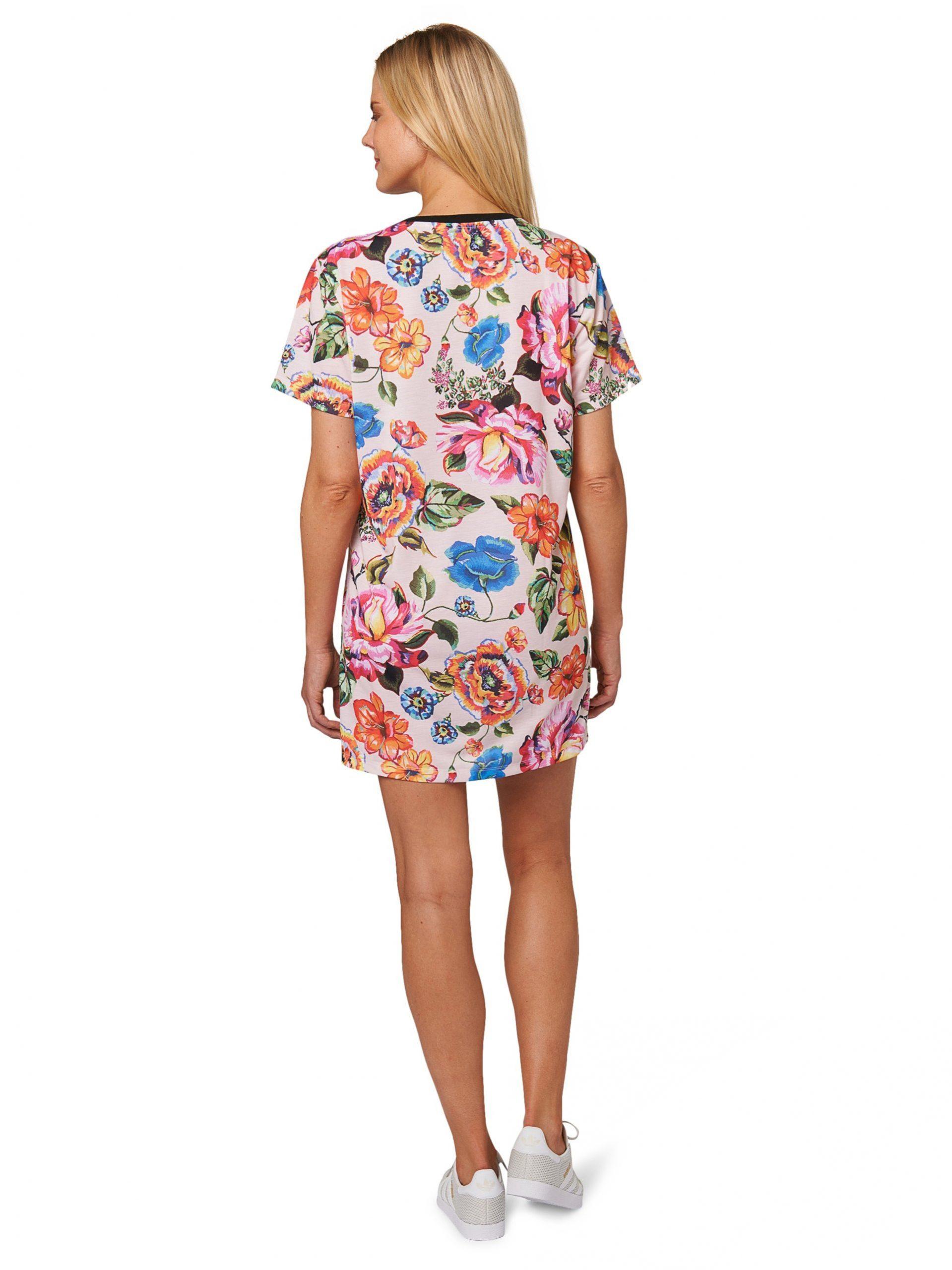 Adidas Originals Damen Kleid Floralita Online Kaufen